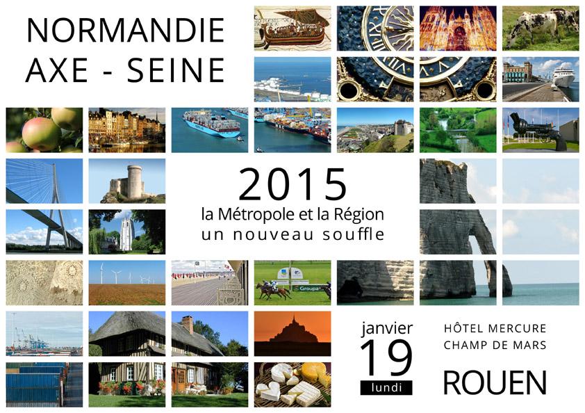 Normandie Axe-Seine